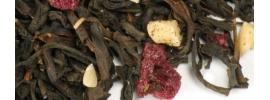 Thé noir, Cerise-Amande