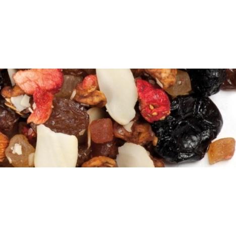 Tisane de fruits, Exotique