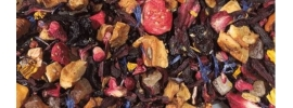 Tisane de fruits, Papaye-Baies-Fraise