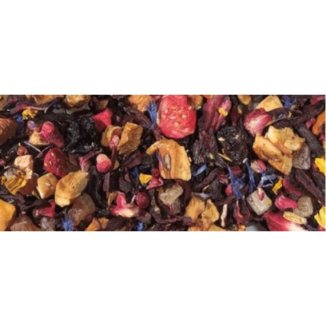 Tisane de fruits, Papaye-Baies-Fraise