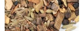 Tisane de plantes digestives
