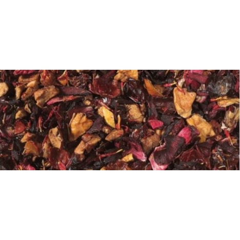 Tisane de fruits, Orange sanguine