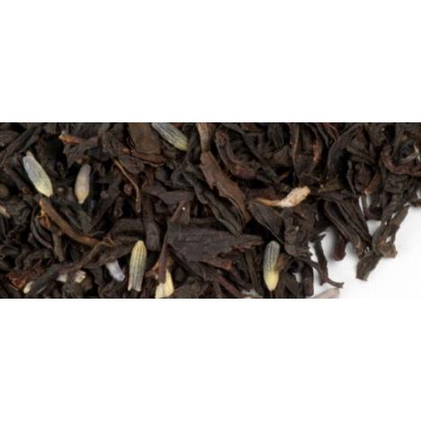 Thé noir, Bergamote-Lavande