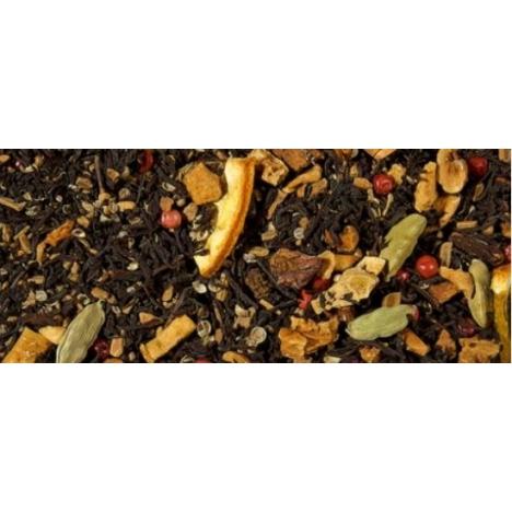 Thé noir - Pain d'épice